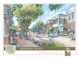 Lendon Main Rendering
